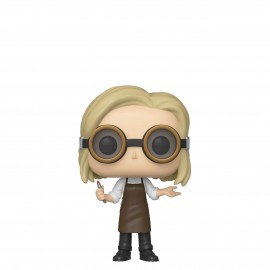 Doctor Who - 13th Doctor with Goggles - Pop 10 cm