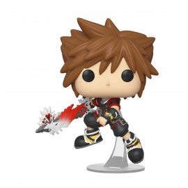 Figurine Kingdom Hearts 3 - Sora Ultimate Weapon Pop 10cm