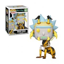 Figurine Rick & Morty - Wasp Rick Pop 10cm