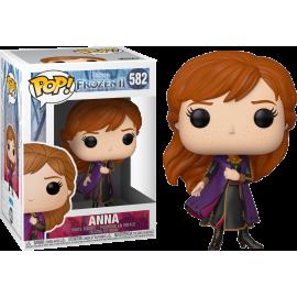 Figurine Frozen 2/ La Reine des Neiges 2 - Anna Pop 10cm