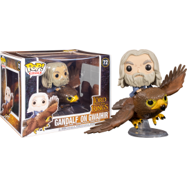 Figurine The Lord of the Ring - Gandalf on Gwaihir Pop Rides 15cm