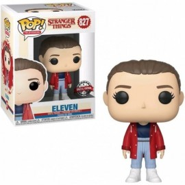 Figurine Stranger Things - Eleven with Slicker Exclusive Pop 10 cm