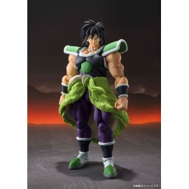 Figurine Dragon Ball Z - Super Broly S.H.Figuarts 19cm