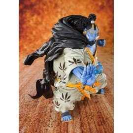 Figurine One Piece - Zero Knight of the Sea - Jinbe Figuarts Zero 19cm