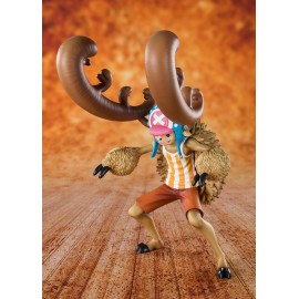 Figurine One Piece - Chopper CC Lover Horn Point Figuarts Zero 14cm