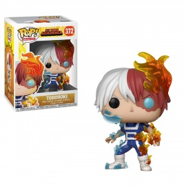 Figurine My Hero Academia - Todoroki - Pop 10 cm