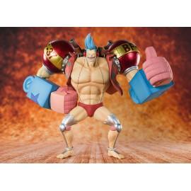 Figurine One Piece - Cyborg Franky Figuarts Zero 20cm