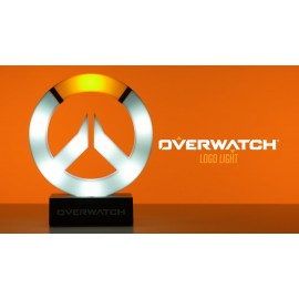 Lampe Logo Overwatch