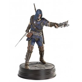 Figurine The Witcher 3 Wild Hunt - Statuette Geralt Grandmaster Feline 20 cm
