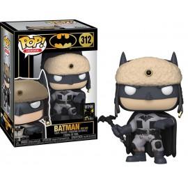 Figurine Batman 80th - Batman Red Son Pop 10cm