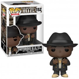 Figurine Notorious Big - Notorious Big with Fedora Pop 10cm