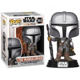 Figurine Star Wars - The Mandalorian - The Mandalorian Pop 10cm