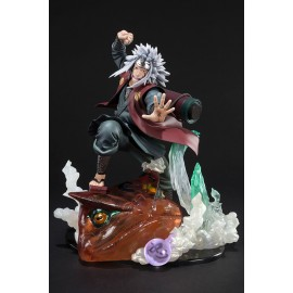 Figurine Naruto Shippuden - Jiraiya Kizuna Relation Figuarts Zero 18cm