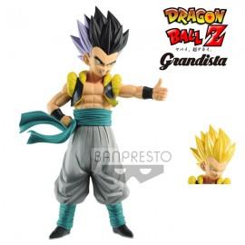 Figurine Dragon Ball Z - Grandista Resolution of Soldier Gotenks Super Saiyan 25 cm