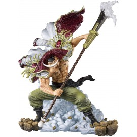 Figurine One piece - Edward Newgate Pirate Captain Figuarts Zero 27 cm