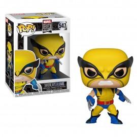 Figurine Marvel Comics - Wolverine 80 Years 1st Appearance Pop 10cm