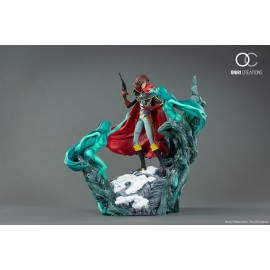 Statue Albator - Albator Corsaire de l'espace Oniri Creation