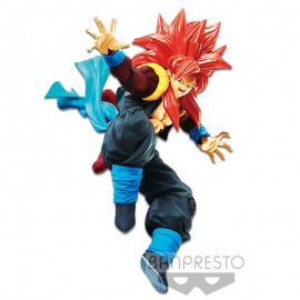 Figurine Super Dragon Ball Heroes - Super Saiyan 4 Gogeta Xeno 9th Anniversary SDBH 18cm