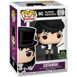 Figurine DC Comics - Zatanna - Spring Convention - Pop 10 cm