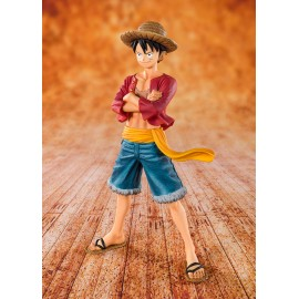 Figurine One Piece - Straw Hat Luffy Figuarts Zero 14cm