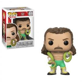 "Figurine WWE - Jake "" The Snake "" Roberts Pop 10cm"
