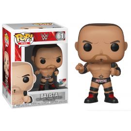 Figurine WWE - Batista Pop 10cm