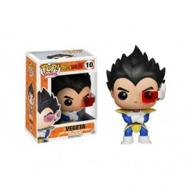 Figurine Dragon Ball Z - Vegeta Pop 10cm