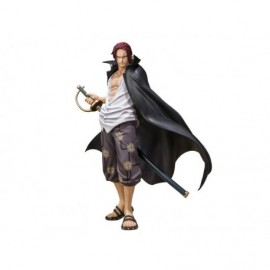 Figurine One Piece Figuarts - Shanks Climatic Fight 16cm