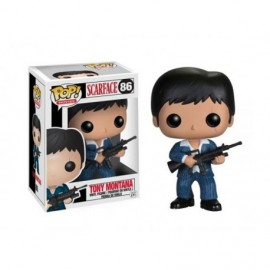 Figurine Scarface - Tony Montana Pop 10cm