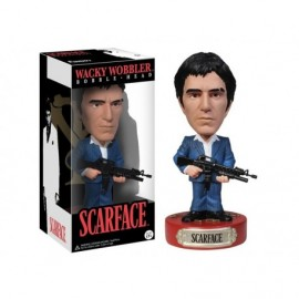Figurine Scarface - Bobblehead Tony Montana 18cm