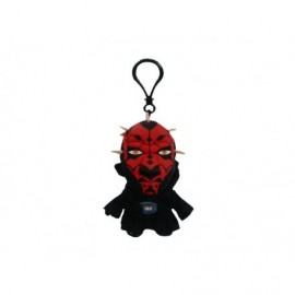 Peluche Clip On Sonore Star Wars - Dark Maul