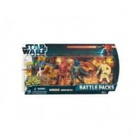 Star Wars - Battle Pack Wave 1 2012 - Pack Geonosis Arena Battle