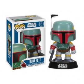 Figurine Star Wars - Boba Fett Pop 10cm
