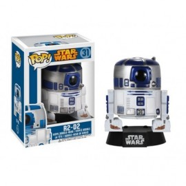 Figurine Star Wars - R2D2 Pop 10cm