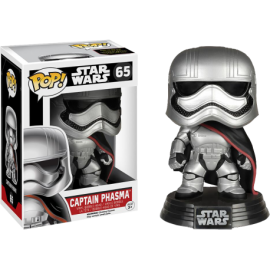 Figurine Star Wars The Force Awakens - Captain Phasma Pop 10cm