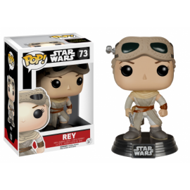 Figurine Star Wars The Force Awakens - Rey With Googles Edition Limitée Pop 10cm