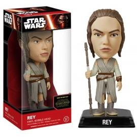 Figurine Star Wars Episode 7 - Wacky Wobbler Rey 18cm