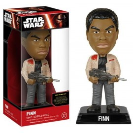 Figurine Star Wars Episode 7 - Wacky Wobbler Finn 18cm