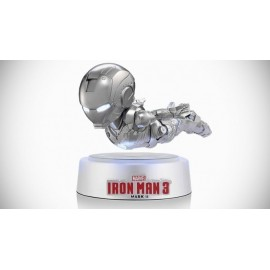Figurine Iron Man 3 - Iron Man Mark II Egg Attack Magnetic Floating Version.