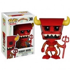 Figurine Futurama - Robot Devil Pop 10cm