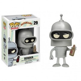 Figurine Futurama - Bender Pop 10cm