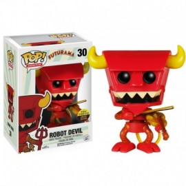 Pop Collection - Futurama - Robot Devil avec violon SDCC 2015 Summer Convention