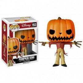Figurine Nightmare Before Christmas - Pumpkin King Pop 10cm