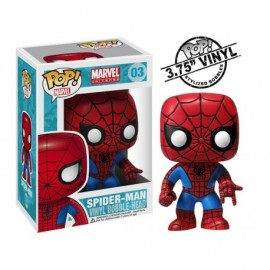 Figurine Spider-Man Pop 10cm