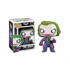Figurine Batman - Dark Knight Joker Pop 10cm