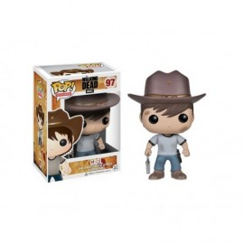 Figurine Walking Dead - Carl Pop 10cm