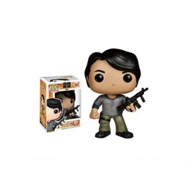 Figurine - Walking Dead - Glenn Prison Pop 10 cm