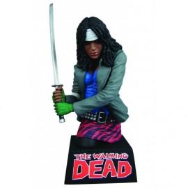 Tirelire The Walking Dead - Michonne Bust Bank 20cm