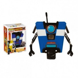 Figurine Borderlands - Blue Claptrap Limited Edition Pop 10cm