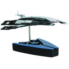 Figurine Mass Effect - Replique SR-1 Alliance Normandy Ship 17cm
